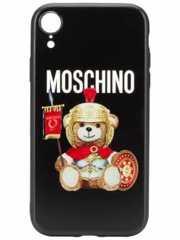 Moschino чехол для Iphone XR A79318301
