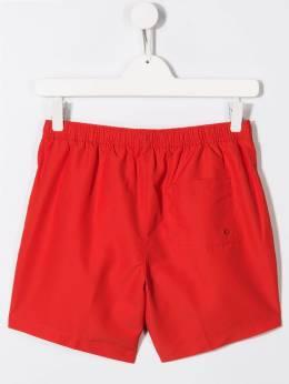 Calvin Klein Kids плавки-шорты с логотипом B70B700202655