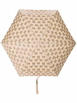 Moschino зонт с логотипом 8067SUPERMINID