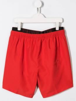Calvin Klein Kids плавки-шорты с логотипом B70B700203666