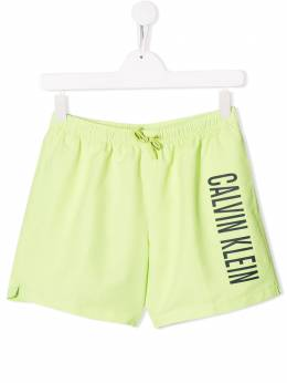 Calvin Klein Kids плавки-шорты с логотипом B70B700202