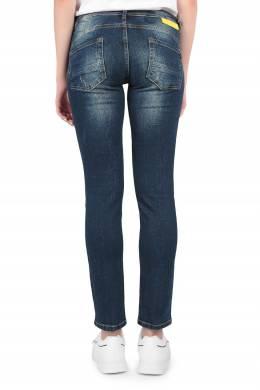 Синие джинсы с декором Iceberg 1214164637