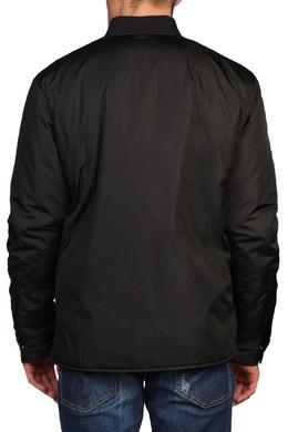 Черная куртка с карманами Dsquared2 1706165036