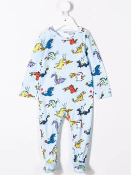 Stella McCartney Kids боди с принтом 566698SNJB4
