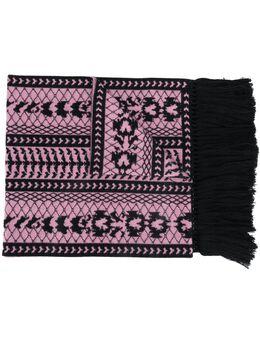 Temperley London трикотажный шарф 19WDLI53451