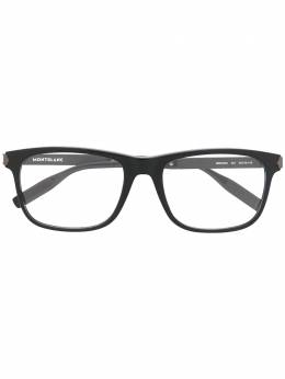 Montblanc square-frame glasses MB0035O