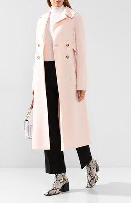 Пальто из шерсти и кашемира Lanvin RW-C0120U-4232-H19