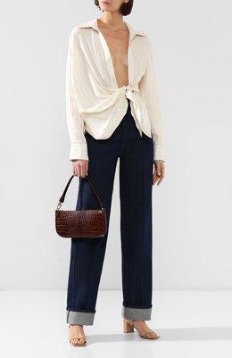 Льняная блузка Jacquemus 194SH05/28111