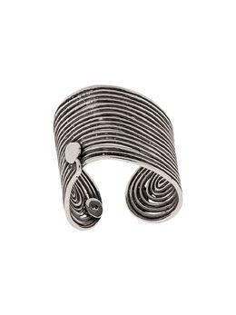 Gas Bijoux фактурное кольцо GWAVEAHOM
