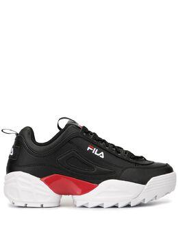 Fila кроссовки с логотипом 1FM00705014
