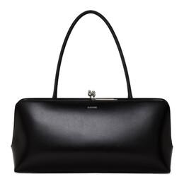 Jil Sander Black Goji Frame Bag 192249F04600101GB
