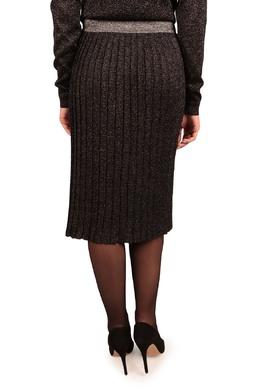 Трикотажная плиссированная юбка Liu Jo 1776165726