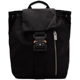 1017 Alyx 9Sm Black Tank Backpack 192776M16600601GB