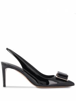 Salvatore Ferragamo туфли Vara с ремешком на пятке 714970