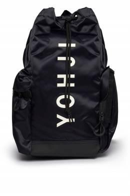 Темно-синий нейлоновый рюкзак Y-3 1044166200