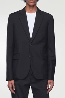 Базовый пиджак черного цвета Acne Studios 876165552