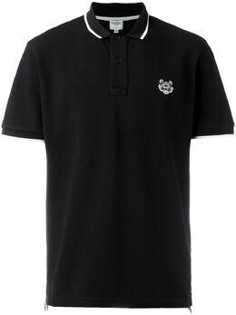 Kenzo рубашка-поло 'Mini Tiger' F755PO2014BA