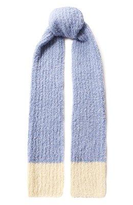 Шерстяной шарф Jacquemus 193AC08/87310
