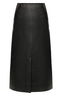 Кожаная юбка Joseph JF003857
