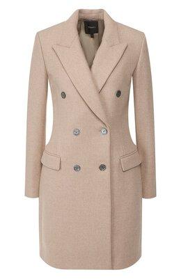 Шерстяное пальто Theory J0901401