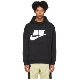 Nike Black NSW Pullover Hoodie BV4540