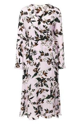 Шелковое платье Diane Von Furstenberg 13094DVF