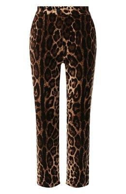 Хлопковые брюки Dolce&Gabbana FTA6ST/FSWBH