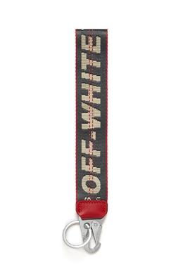 Брелок с текстильным ремешком Off-White 2202165482