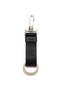 Черный брелок с ремешком Maison Margiela 1350165509
