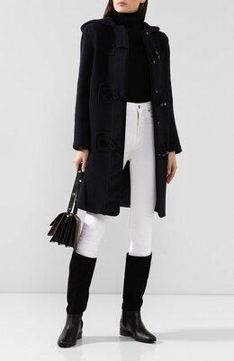 Шерстяное пальто See By Chloe CHS19AMA04005