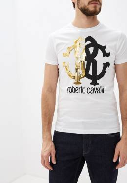 Футболка Roberto Cavalli FST656A22300053