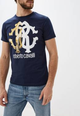 Футболка Roberto Cavalli FST656A22304926