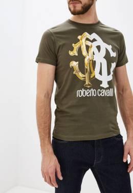 Футболка Roberto Cavalli FST656A22304006