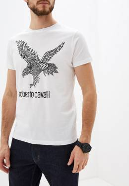 Футболка Roberto Cavalli FST648A21500053