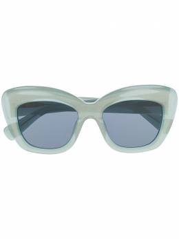 Brain Dead солнцезащитные очки в квадратной оправе BDS19A08001027