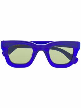 Brain Dead солнцезащитные очки в квадратной оправе BDS19A08001026