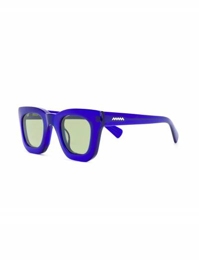 Brain Dead солнцезащитные очки в квадратной оправе BDS19A08001026 - 2