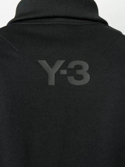 Y-3 спортивная куртка на молнии CY6879 - 5