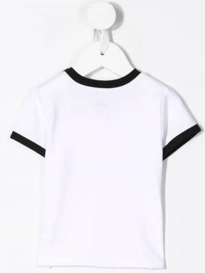 Karl Lagerfeld Kids футболка Bad Boy с карманом CW190068100 - 2