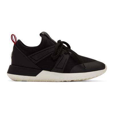 Moncler Black Meline Sneakers 201111F12806901GB - 1