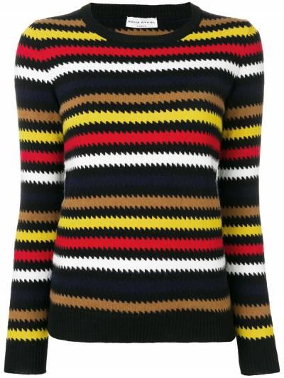 Sonia Rykiel свитер в полоску 11550903VD - 1