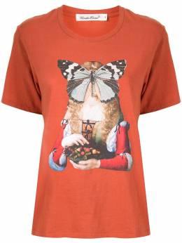 Undercover футболка с принтом UCX2801
