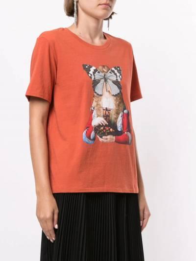 Undercover футболка с принтом UCX2801 - 3