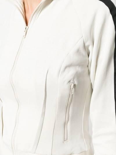 Y-3 спортивная куртка с полосками DP0781 - 5