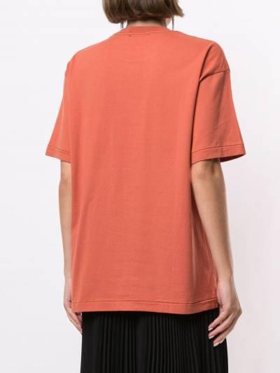Undercover футболка с графичным принтом UCX18911 - 4