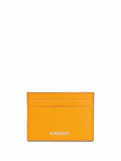 Burberry embossed logo cardholder 8018135 - 1