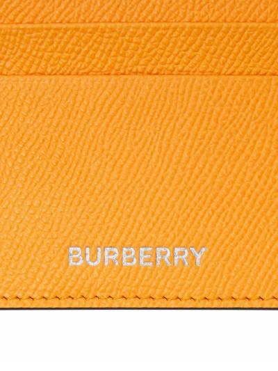 Burberry embossed logo cardholder 8018135 - 3
