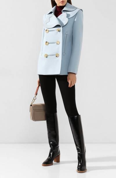 Шерстяное пальто Lanvin RW-JA715K-4149-H19 - 2