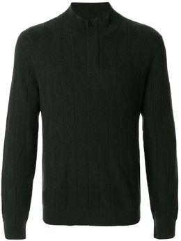 D'urban свитер с воротником на пуговице D40D0TI13049