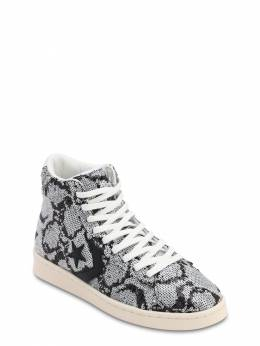 Converse Pro Leather Snake Sequin Sneake 70IXGN012-NDk50